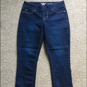 Modern Pull on Crop jeans